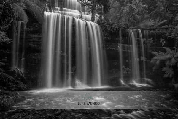 Russell-Falls-Black-and-White