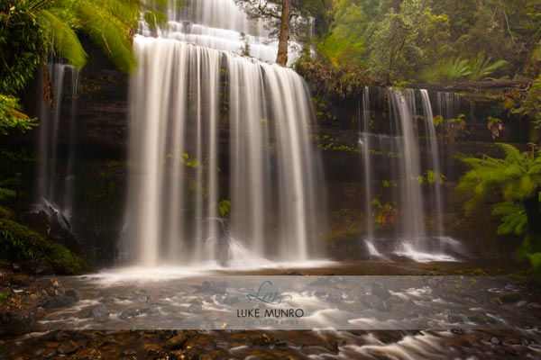 Tasmanian-Waterfall