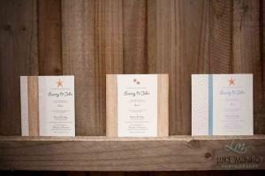 Contemporary Wedding Invites