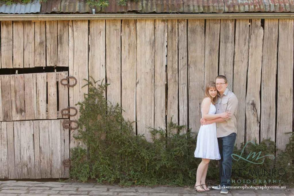 Engagement-Barn