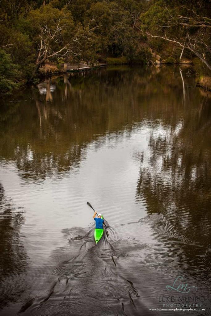 Yarra-River-Kayaker